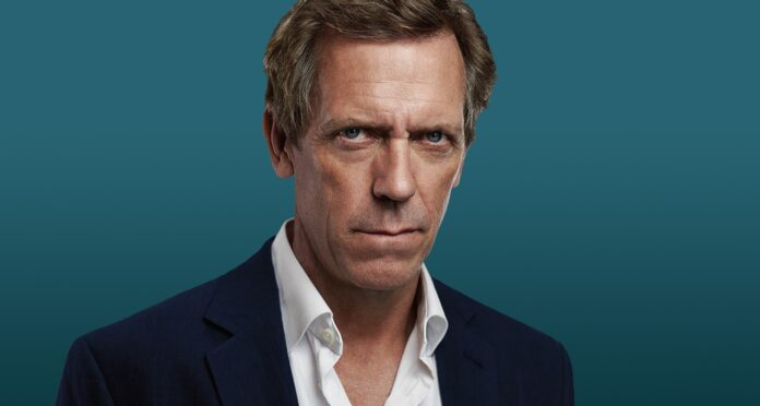 """Hugh Laurie din """"House MD"""""""