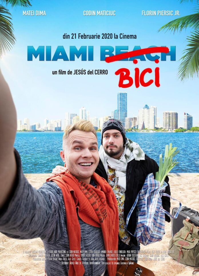 miami bici in curand in cinema